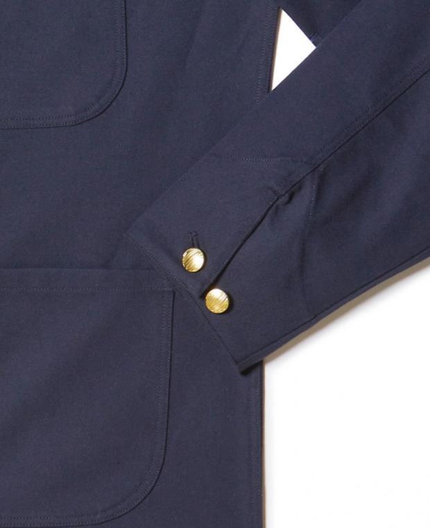 veste bleu marine kidur