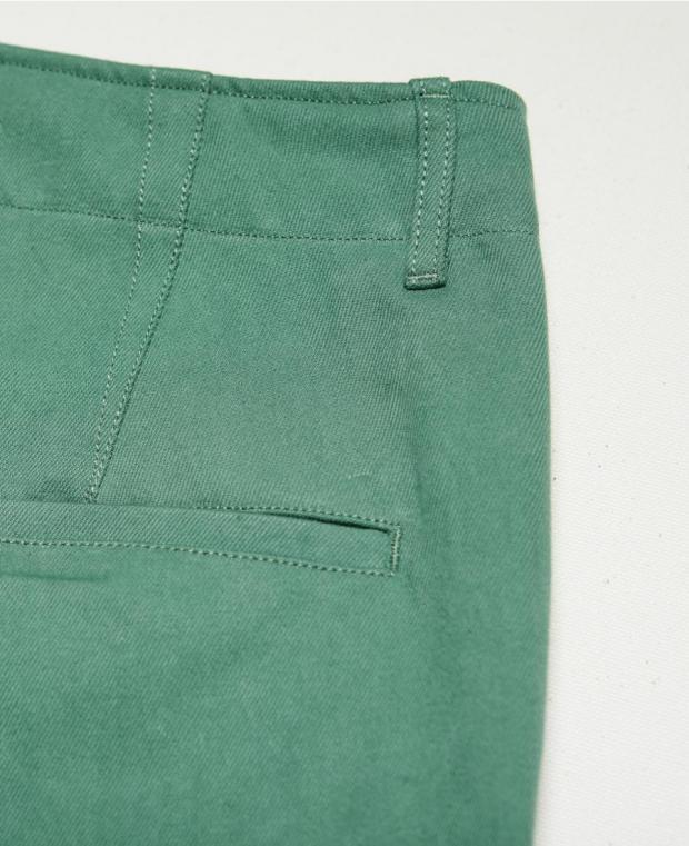 pantalon vert kidur poche arrière