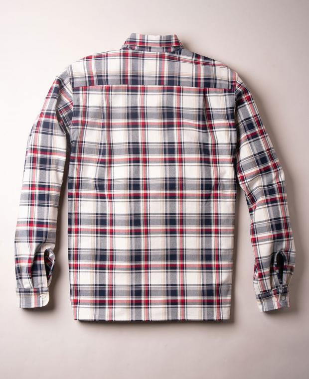 chemise myrtille dos