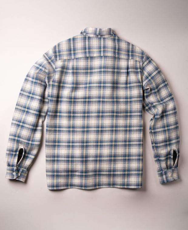 chemise parthenaise dos