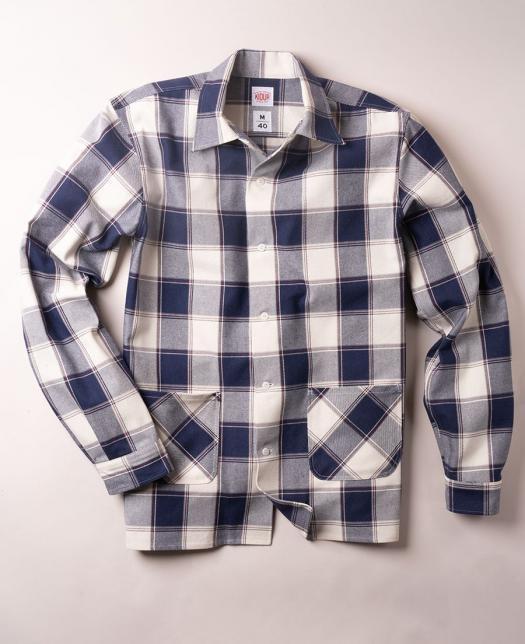 chemise pique nique devant