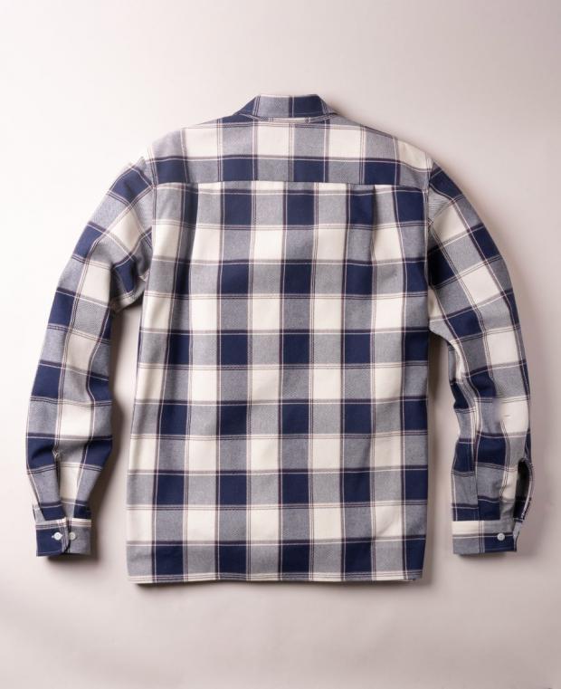chemise pique nique dos
