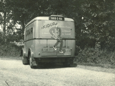 Un camion Kidur