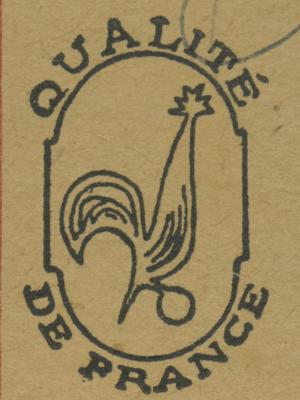 Logo qualité de france