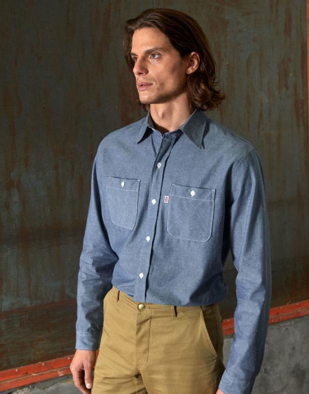 Work Shirt Bivouac